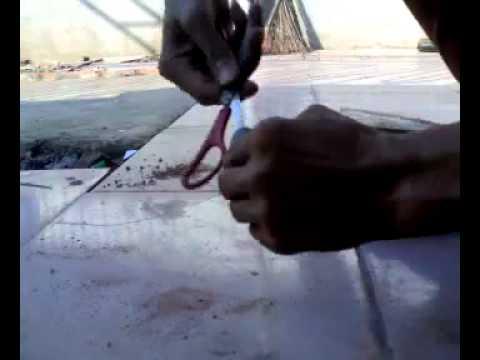 Cách làm tên lửa mini cực mạnh - Handmade Cộng Đồng DIY Việt Nam 2.FLV