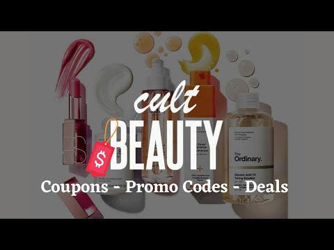 How To Save Maximum Discount At Cult Beauty – Cult Beauty Coupons 2021