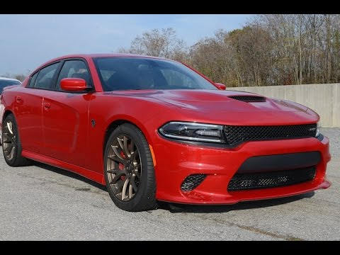 2015 Dodge Charger Hellcat R T Srt 392 Review Youtube