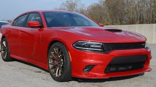 2015 Dodge Charger  Hellcat , R/T, SRT, 392 Review