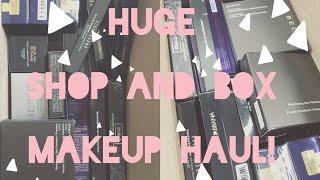 HUGE Makeup Haul + Shop and Box Review screenshot 4