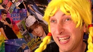 Clarissa ist Justin Bieber FAN!