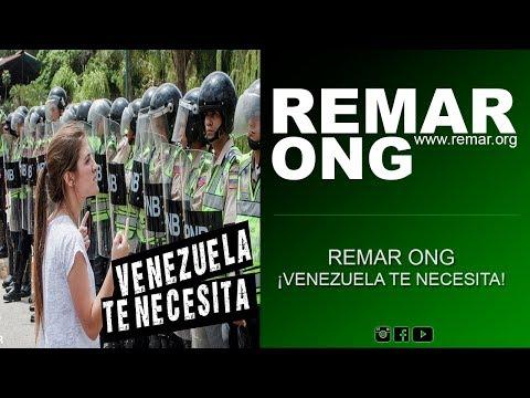 Remar S.O.S - Solicita ayuda urgente de voluntarios para Venezuela