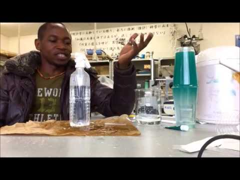 Improvised science experiments