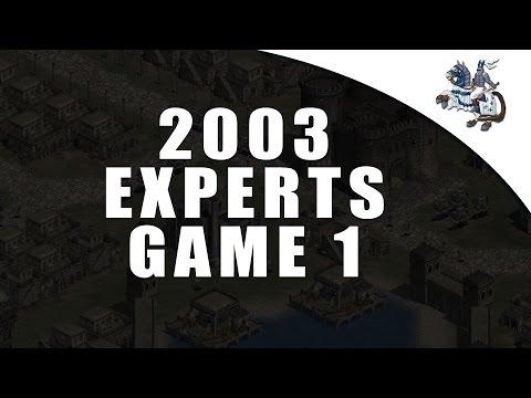 BO3 - Chris vs Bender (2003 Pros) [Game1]