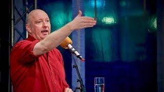 Horst Evers live beim radioeins Parkfest 2019