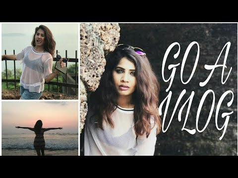 GOA VLOG | GETTING NEW TATTOO DONE | BEACH | SHOOT | ADVENTURE | BE GORGEOUS WITH ANNA D