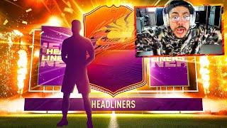 I PACKED 2 HEADLINERS!! FIFA 21