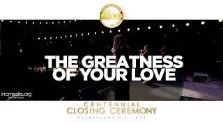 The Greatness of Your Love