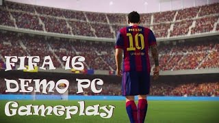 FIFA 16 PC Gameplay - Futbol femenino Alemania vs USA [1080p]