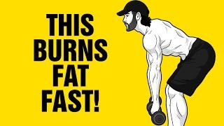 SCREW CARDIO - This MRT Workout Burns Fat Much Faster - Metabolic Resistance Training