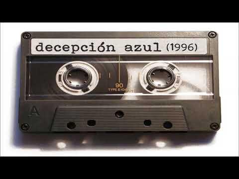DECEPCION AZUL (Post Punk Argentina 1996)