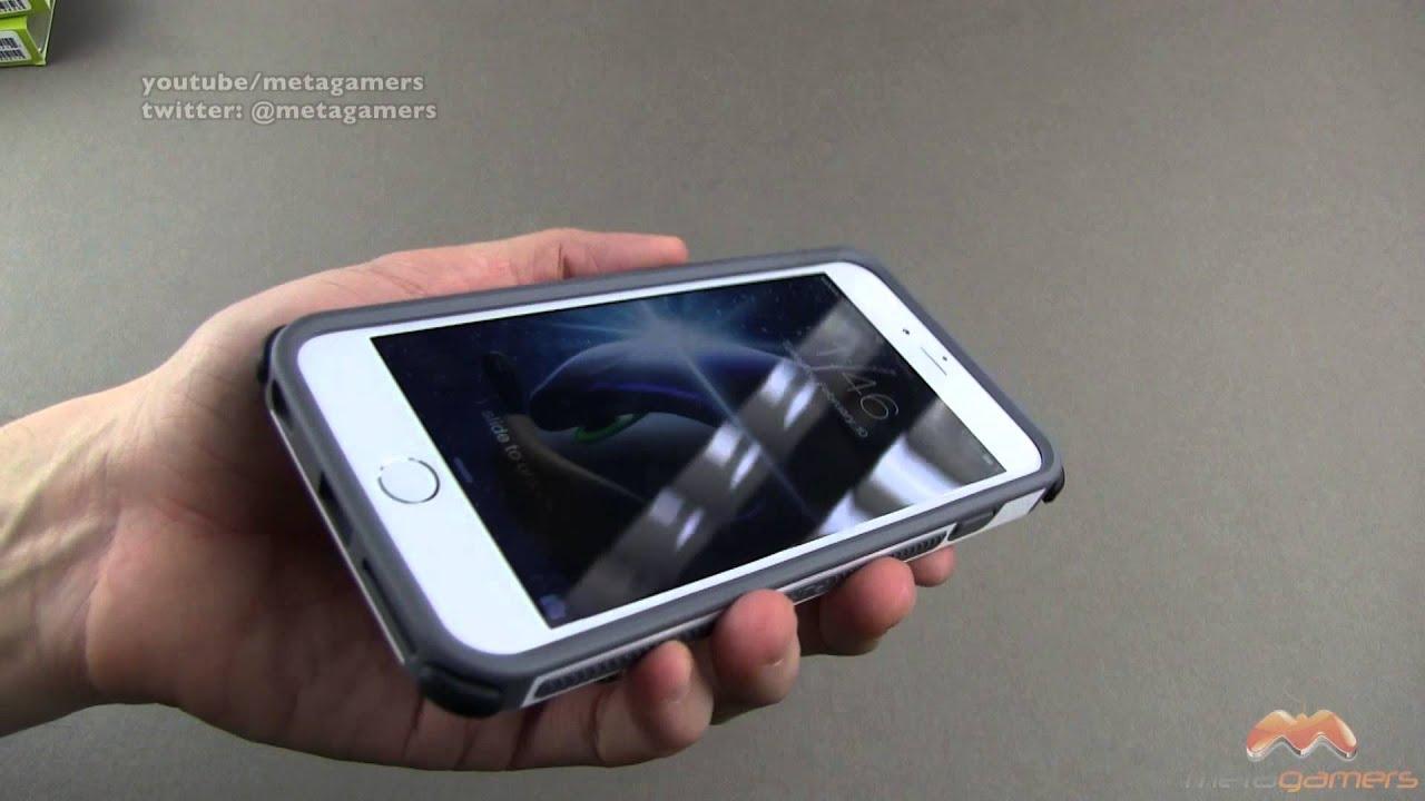 brand new 99ace cbe11 PureGear DualTek iPhone 6 plus & 6 Case Review
