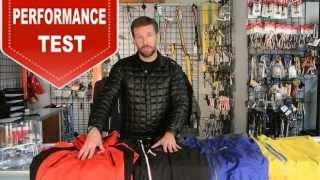 Gore-Tex Pro Shell vs. Active Shell, eVE...