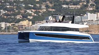 Fountaine Pajot My44 Review | Motor Boat & Yachting