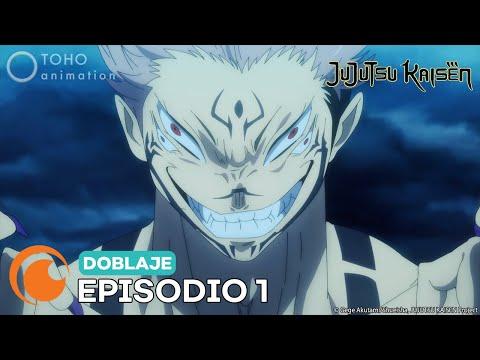 JUJUTSU KAISEN | Episodio 1 COMPLETO (Doblaje en español)
