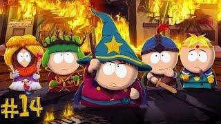 South Park The Stick of Truth. Часть 14 (ПОРНУХА И ТУТ, самая упоротая серия)