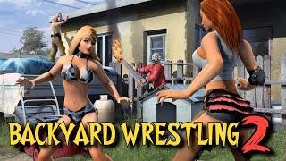 Backyard Wrestling 2: There Goes the Neighborhood (EPIC FAIL STREAM)