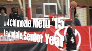 # 4 Chimezie Metu '15, Lawndale Senior Year, UA Holiday Classic