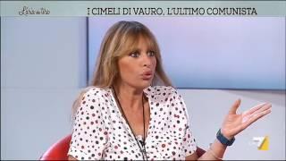 Mussolini: 'Per la madre di Vauro chiamate il telefono rosso!'
