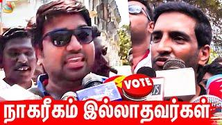 நாகரீகம் இல்லாதவர்கள் : Srikanth Speech   Vikram, Santhanam at Nadigar Sangam Elections 2019
