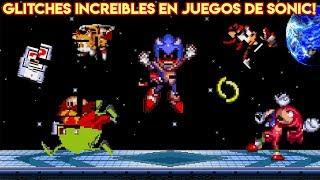 Los Glitches más Increíbles y Locos en Juegos de Sonic - Pepe el Mago