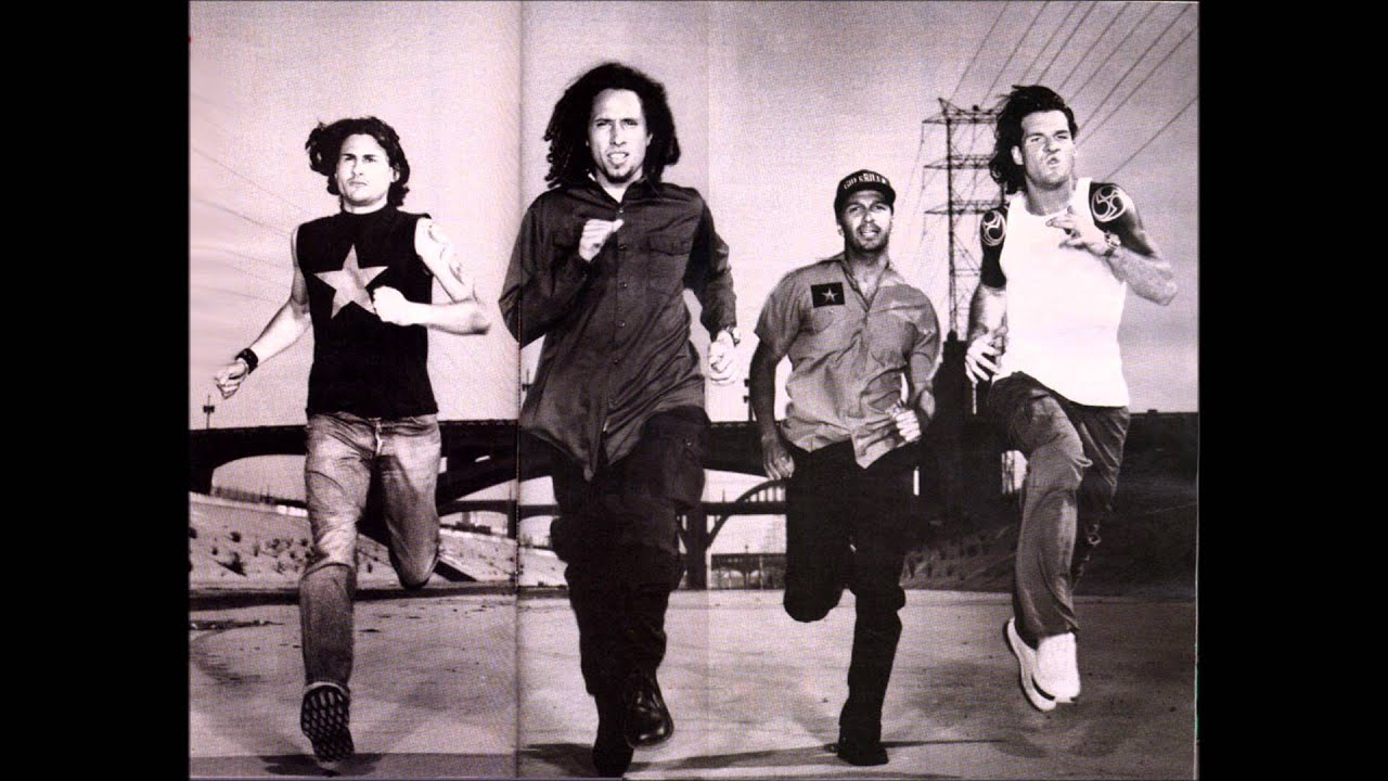 Rage Against The Machine D Generation X Youtube