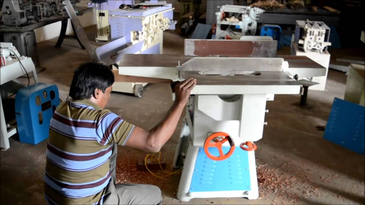 Combi Planer Machine By Dhanjal Mechanical Works Pvt Ltd Youtube