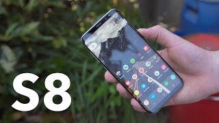 Mein endgültiges FAZIT! Samsung Galaxy S8 - Techniklike