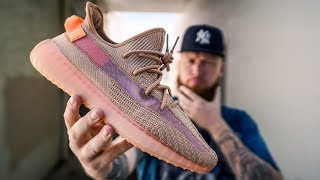 b322deaa1 HOW GOOD IS THE ADIDAS YEEZY 350 V2 CLAY ! (Early In Hand  amp