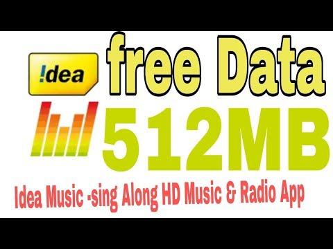 Idea Music -sing Along HD Music & Radio App