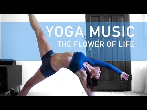 "Music for Yoga Vinyasa Flow ""Flower of Life"" by Jonny Be"