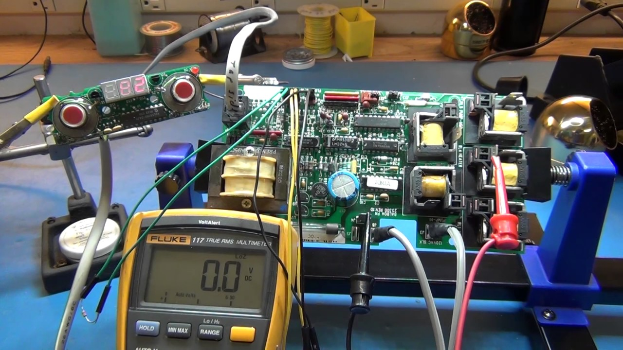 Balboa Hot Tub >> Hot Tub Controller Hack part 2 - YouTube