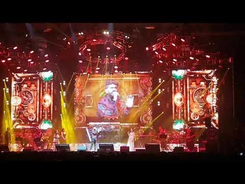 Sid Sriram Performaning AYM Song @ AR Rahman Tamil Concert Toronto 2017