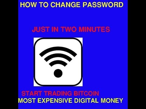 HOW TO CHANGE WIFI PASSWORD IN JUST 2 MINUTES ?