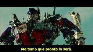 Trailer de Transformers 2 La venganza de los caídos / Transformers 2 Revenge of the Fallen Trailer