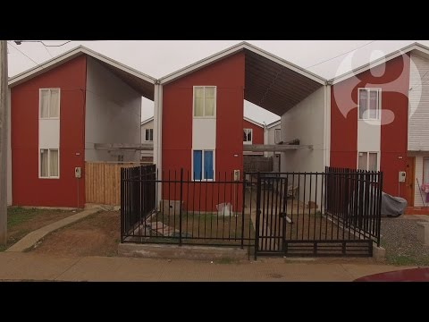 I built my own social housing: the rise of Chile's 'half-houses' | How We Live Now