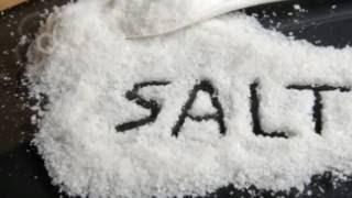 СОЛЬ ВРЕД И ПОЛЬЗА / вред соли при похудении, роль соли в организме человека