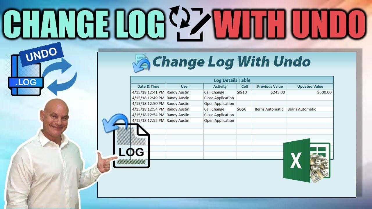 how to create a log