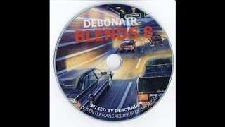 Debonair Blends 8 (1995-1997 Hip Hop Megamix)