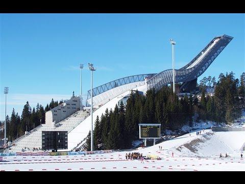 Прыжки на лыжах с трамплина   RAW AIR  Осло  HS 134  Командный Зачёт