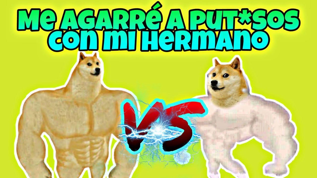 Download Abro hilo  EL DIA que ME AGARRE a PUTASOS con MI HERMANO - Hilos de cheems