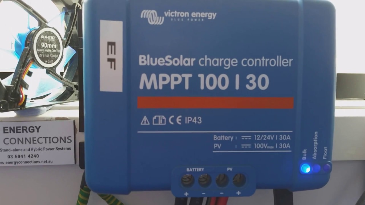 Victron Charge Controller Wiring Diagram Free For You Battery Circuit Adams Off Grid Solar New 100 50 Youtube Rh Com Mppt