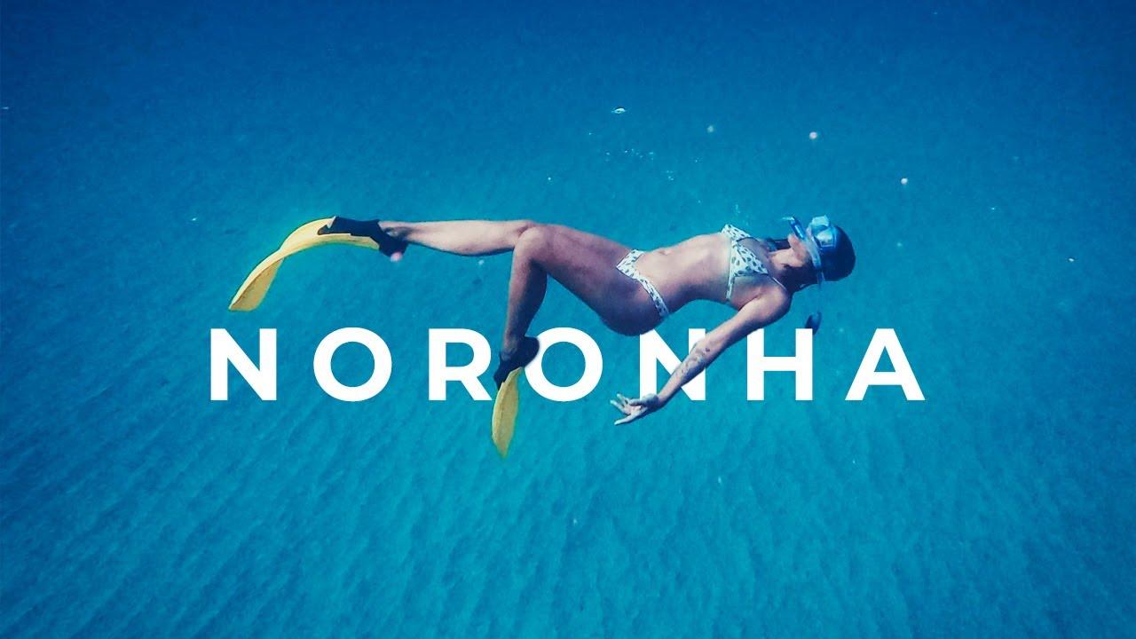 FERNANDO de NORONHA   Uma viagem INESQUECÍVEL   Vlog do Num Pulo Ep02