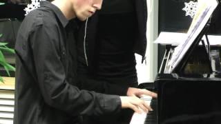 6. Johannes Brahms - Rhapsodie g-moll op. 79 Nr. 2