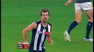 AFL Premiership 2011 - Round 3 - Collingwood v Carlton - MCG