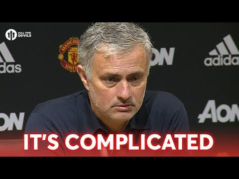 Jose Mourinho: It's Complicated! Manchester United 0-1 West Bromwich Albion