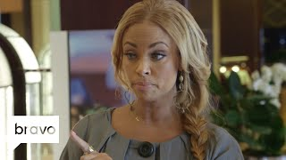RHOP: Gizelle Bryant Lobs A Shocking Accusation About Ray Huger (Season 3, Episode 14) | Bravo