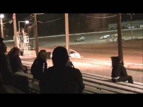 Pahrump Valley Speedway IMCA Modifieds 11 10 13
