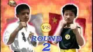 說影解片- 極真空手vs 少林拳.